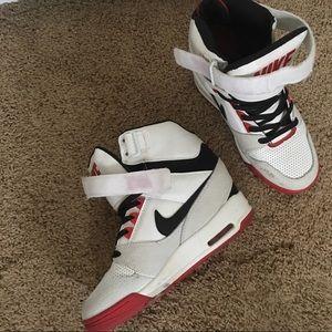 Nike Shoes - ♥️ WOMENS NIKE AIR WEDGE SNEAKER SKY HIGH CLASSIC